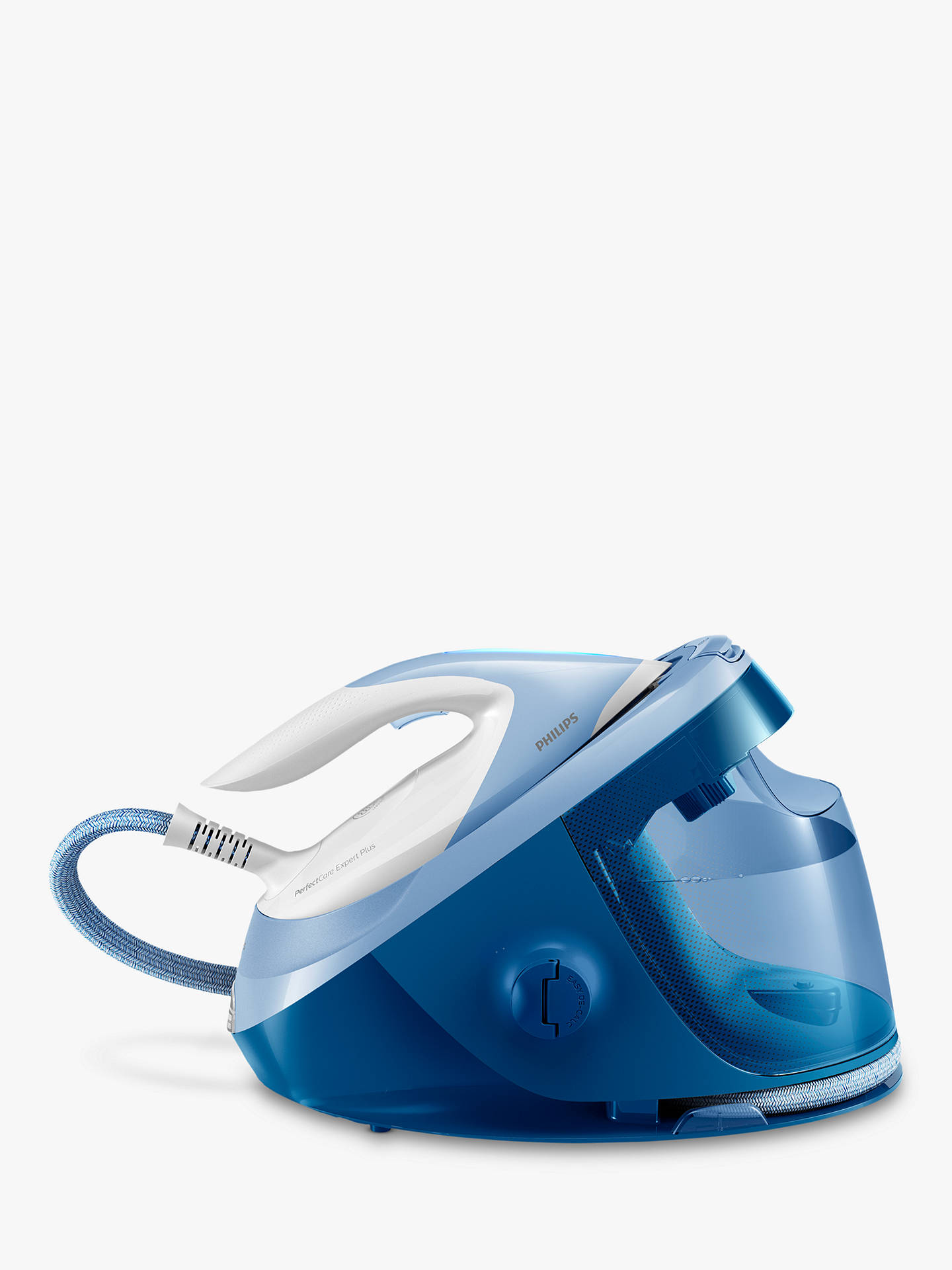 Buy Philips GC8942/26 PerfectCare Expert Plus Steam Generator Iron, Blue Online at johnlewis.com