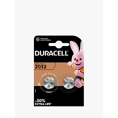 Image of Duracell 3V Lithium Coin Battery, 2032