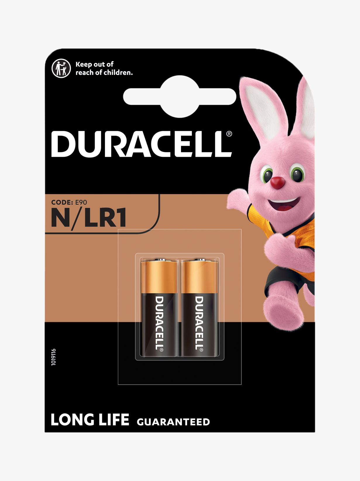 Duracell Duracell Specialty 1.5V Alkaline N Batteries, Pack of 2