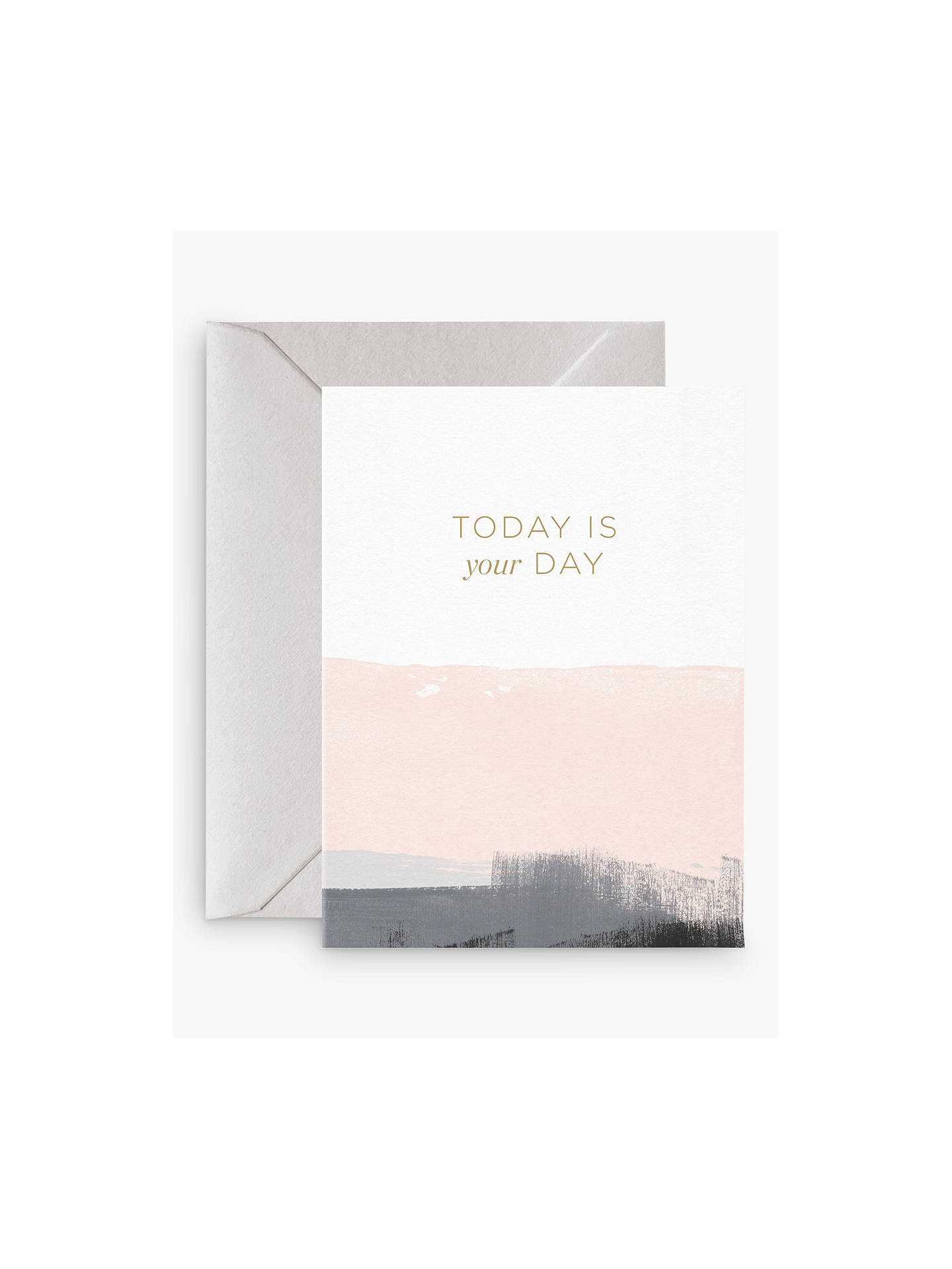 Buy Card Nest Today Is Your Day Card Online at johnlewis.com