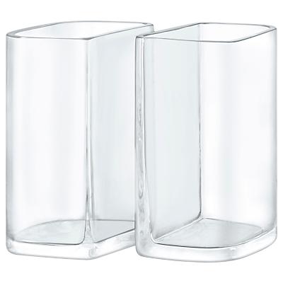 LSA International Echo Vase, Set of 2, H19cm