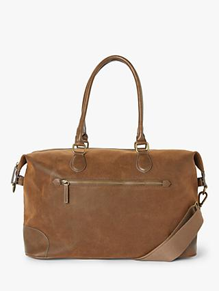 John Lewis   Partners Small Cambridge Holdall