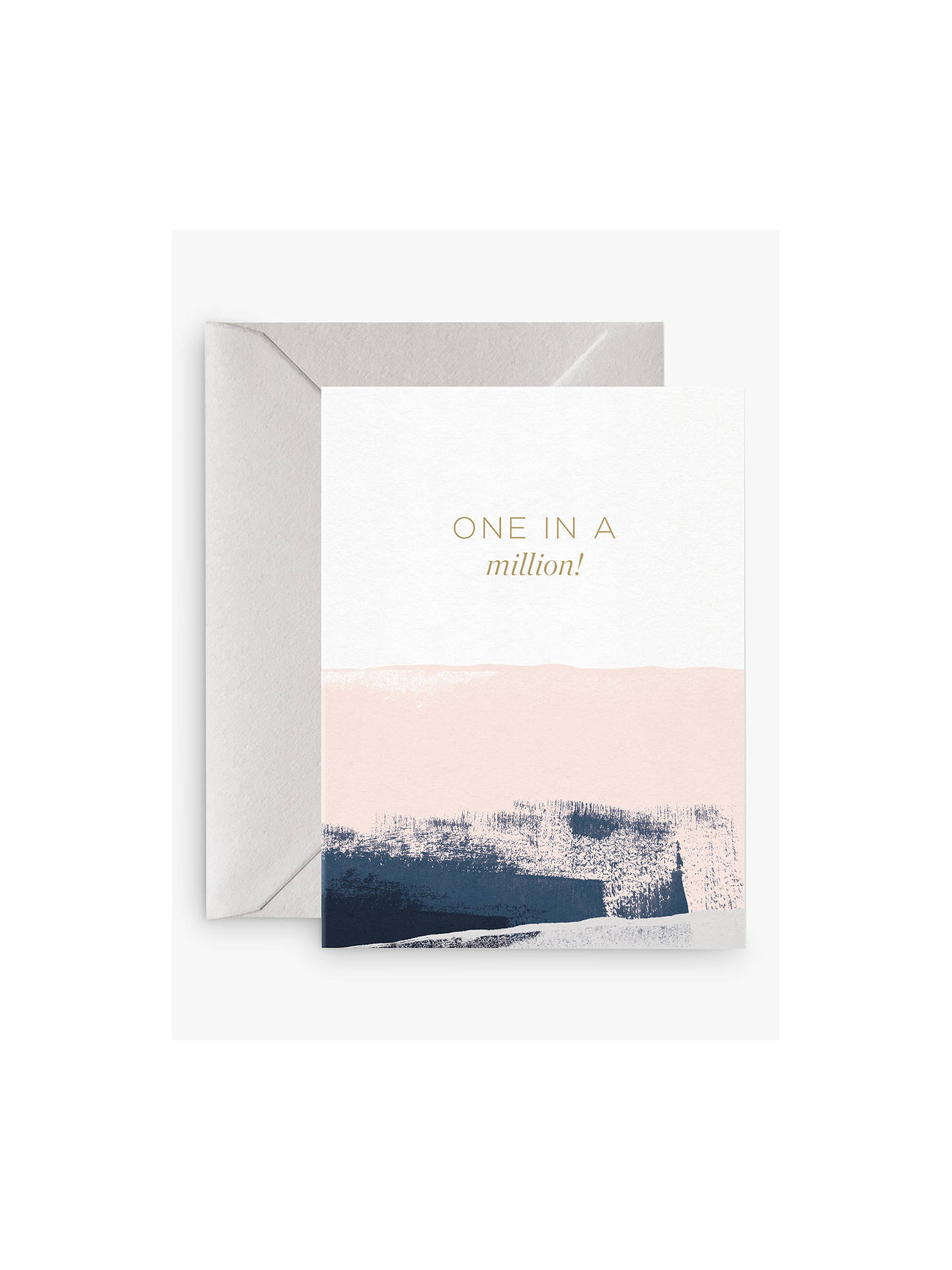 Buy Card Nest One In A Million Card Online at johnlewis.com