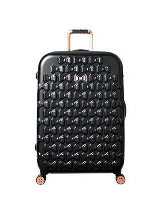 9b0eb02df Ted Baker Beau 79cm 4-Wheel Large Suitcase