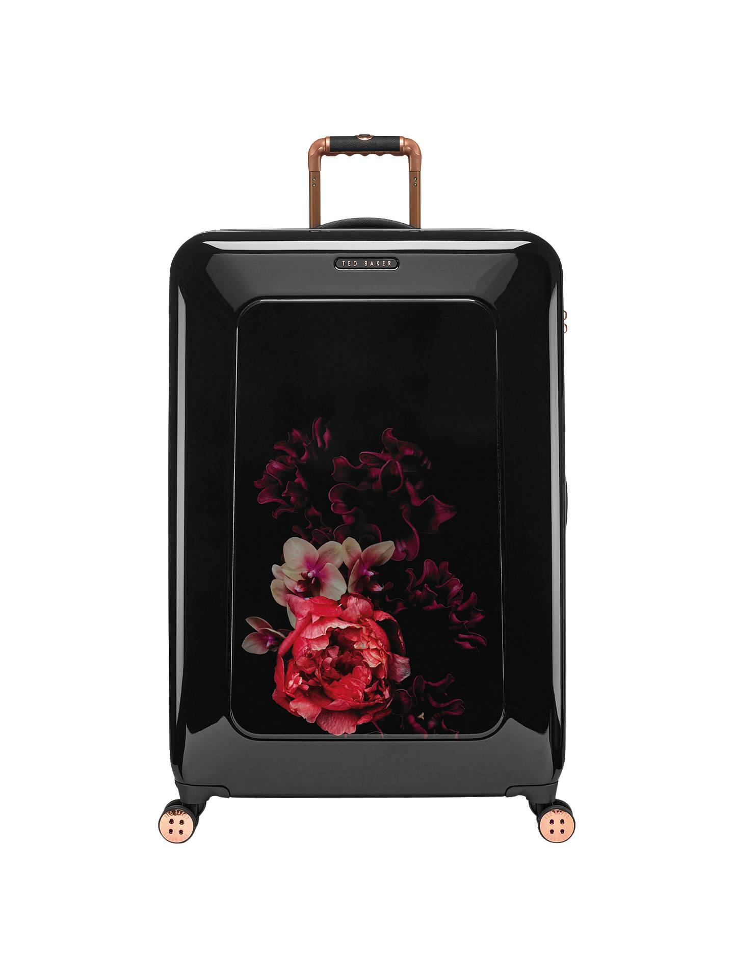 2d38d60ca35e Buy Ted Baker Splendour 4-Wheel 80cm Large Case