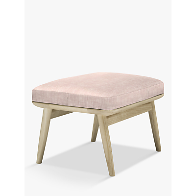 ercol for John Lewis Marino Footstool