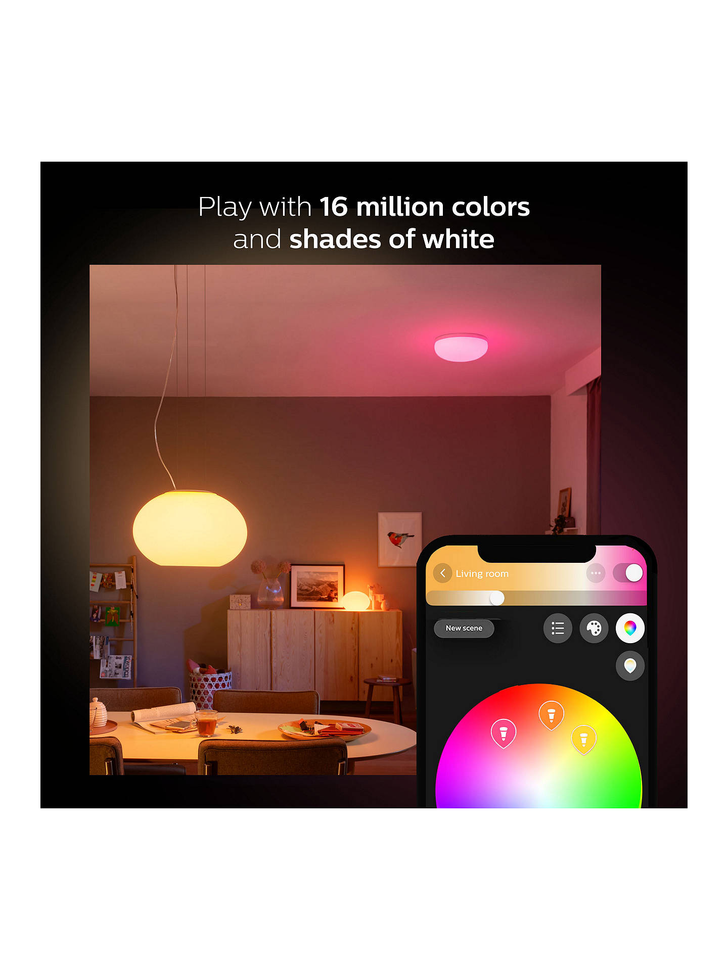 Colour Ceiling Light Abahcailling Co