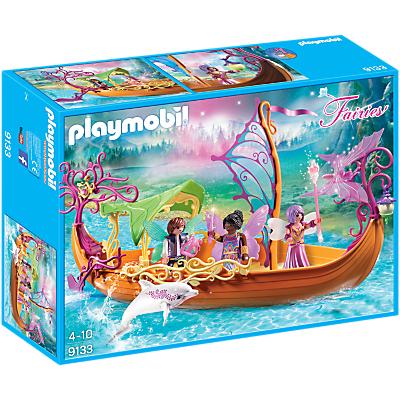 Playmobil Fairies 9133 Enchanted Fairy Ship
