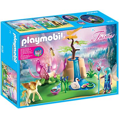 Playmobil Fairies 9135 Mystical Fairy Glen