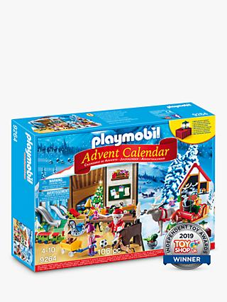 Playmobil Santa's Workshop Advent Calendar