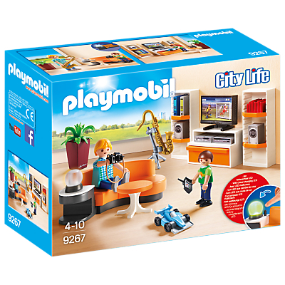 Playmobil City Life 9267 Living Room