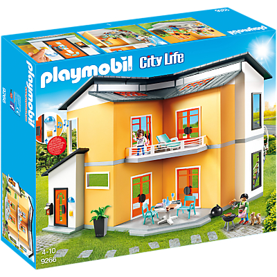 Click here for Playmobil City Life 9266 Modern House