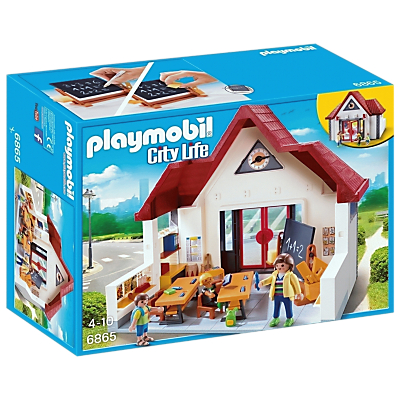 Playmobil City Life 6865 School House