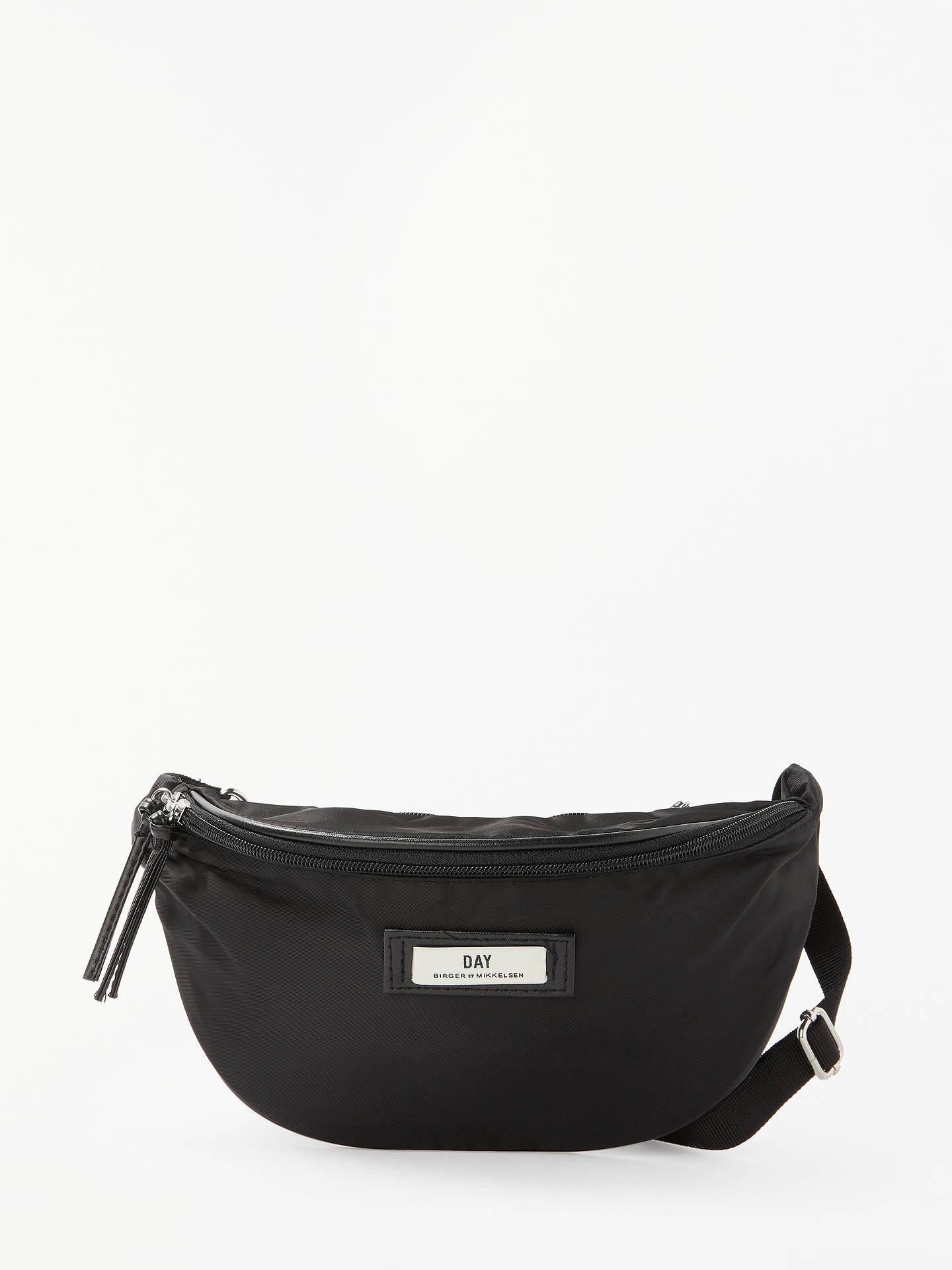 07309ee3 Buy DAY et Gweneth Belt Bag, Black Online at johnlewis.com ...