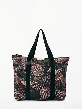 Day Birger Et Mikkelsen Gweneth P Foliole Pal Print Tote Bag Brown Black