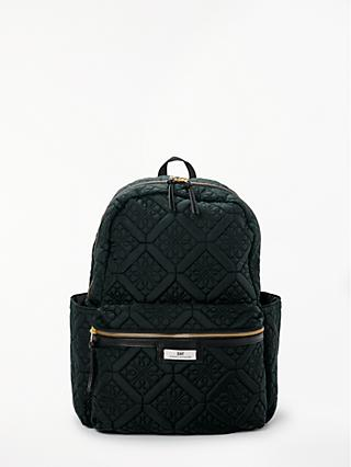 DAY et Gweneth Q Flotile Quilted Backpack, Black
