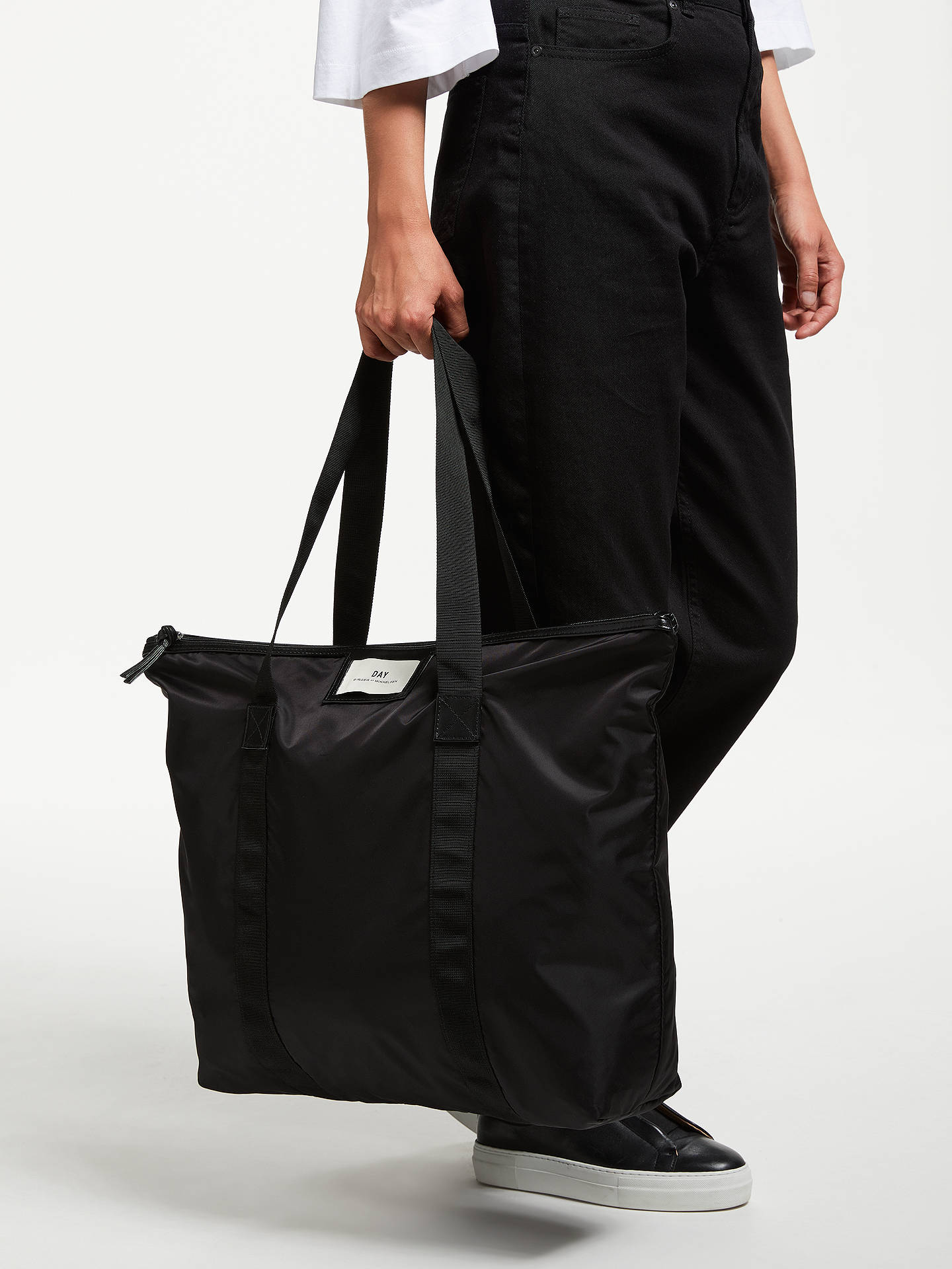 Buy DAY et Gweneth Tote Bag, Black Online at johnlewis.com