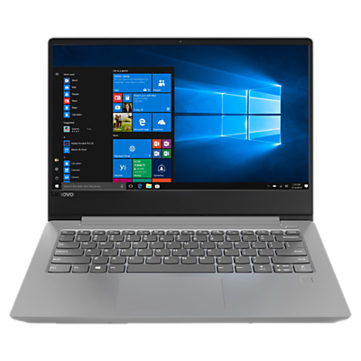 "Image of Lenovo IdeaPad 330S 81F400E9UK Laptop, Intel® Core™ i5, 8GB, 128GB SSD, 14"" Full HD, Grey"