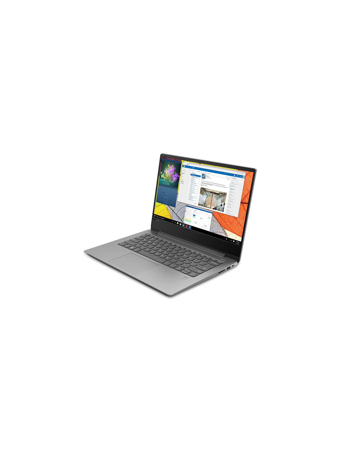 "Lenovo IdeaPad 330S Laptop, Intel Core i5, 8GB RAM, 1TB HDD + 16GB Intel  Optane, 14"" Full HD, Grey"