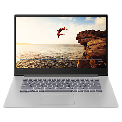 "Image of Lenovo IdeaPad 530S Laptop, Intel Core i5, 8GB RAM, 256GB SSD, 15.6"" Full HD, Mineral Grey"