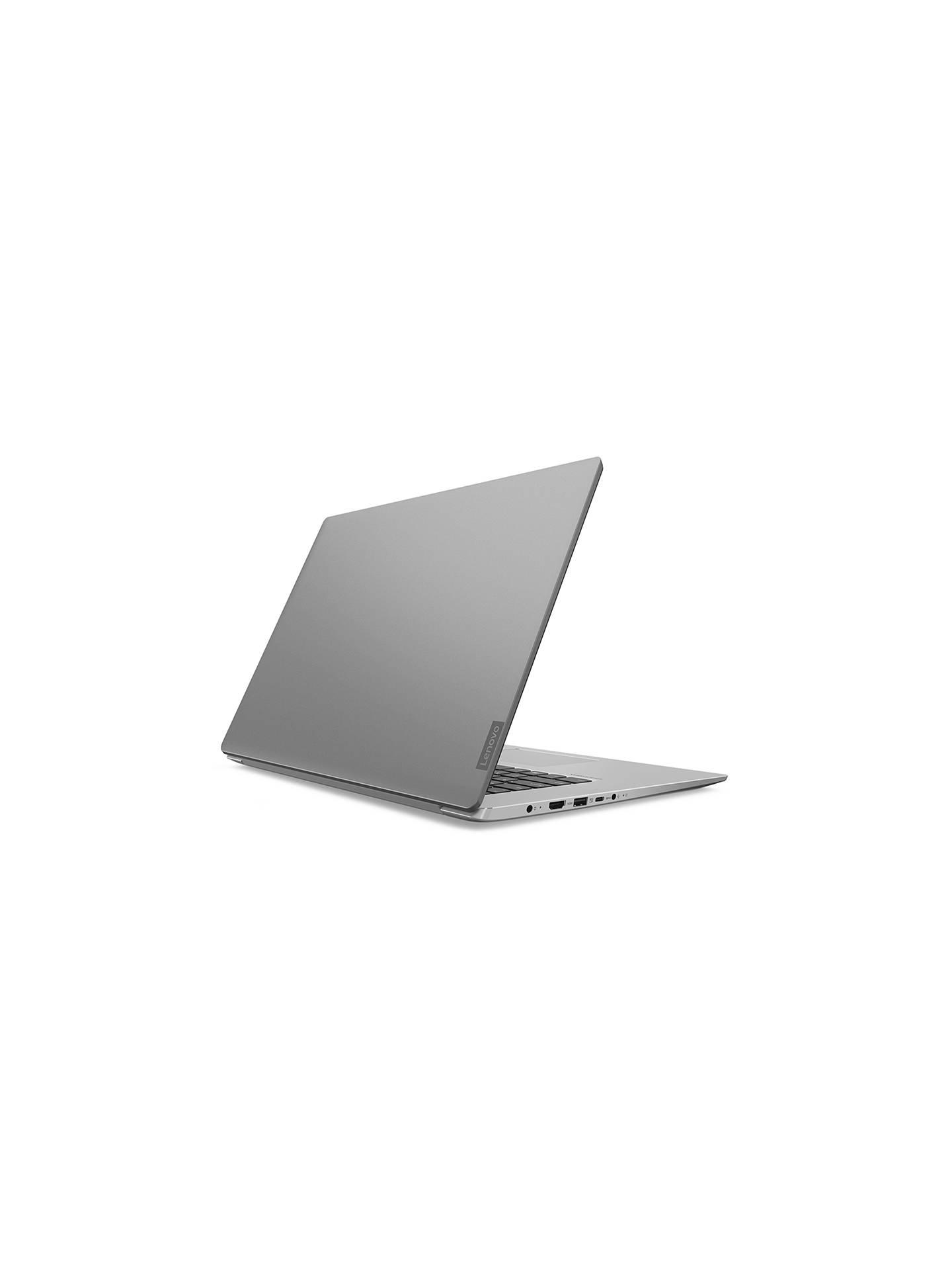 """Lenovo IdeaPad 530S 81EV005CUK Laptop, Intel Core i5, 8GB RAM, 256GB SSD,  15 6"""" Full HD, Mineral Grey"""
