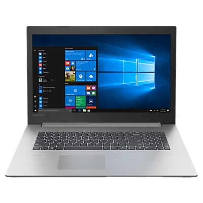 "Lenovo IdeaPad 330 Laptop, Intel Core i3, 4GB, 1TB HDD, 17.3"", Grey"