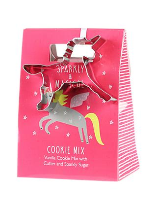 unicorn cookie baking mix 370g