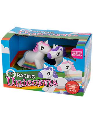 Wind-up Racing Unicorns