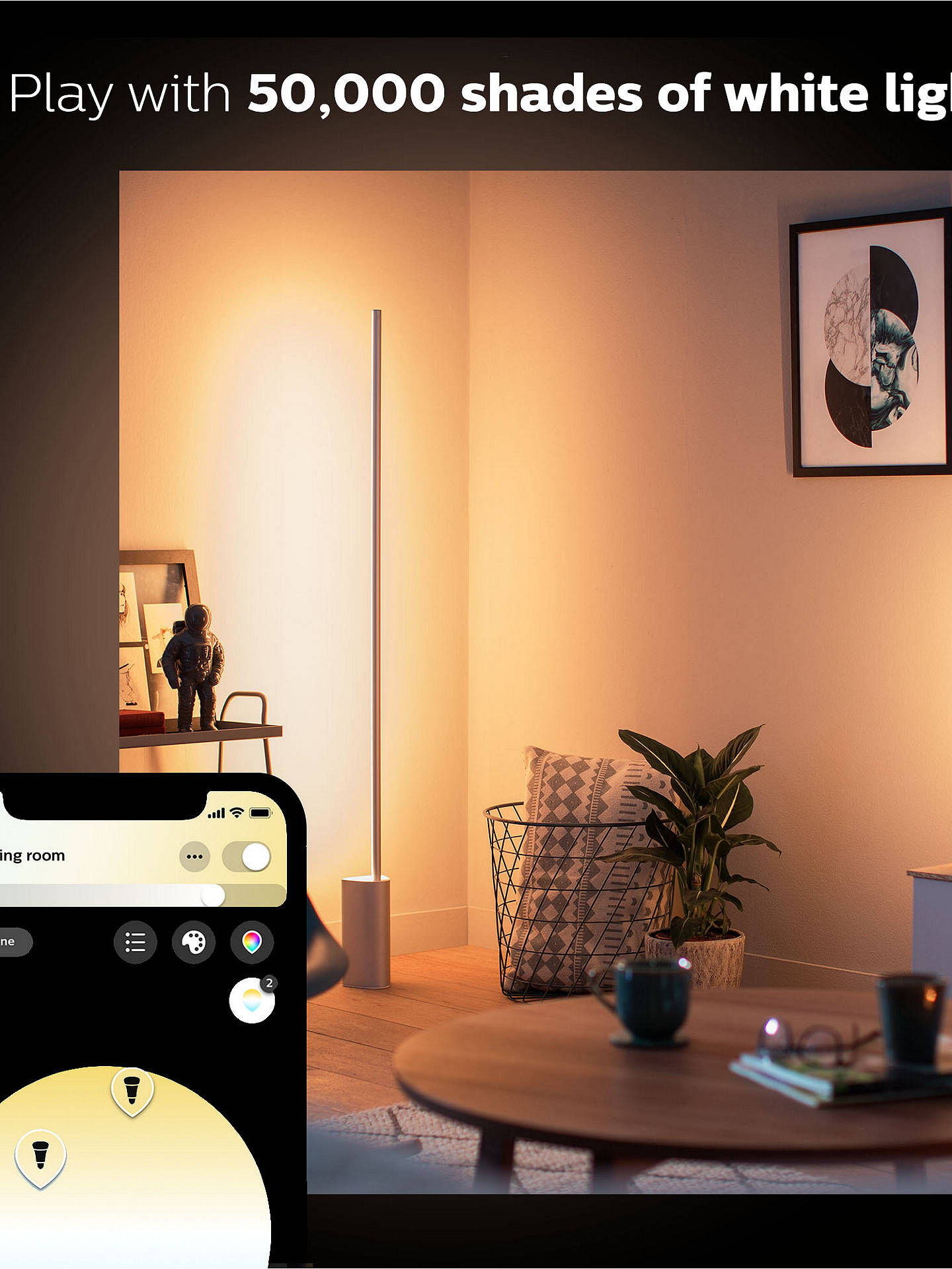 Colour Ambiance Signe LED Table Lamp