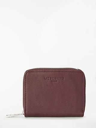 Liebeskind Berlin Conny Leather Zip Around Purse