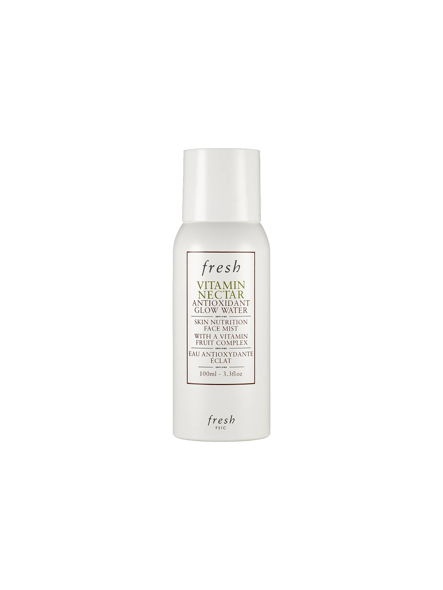 Buy Fresh Vitamin Nectar Antioxidant Glow Water Skin Nutrition Face Mist, 100ml Online at johnlewis.com