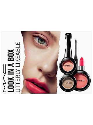MAC Look In A Box - Utterly Likeable