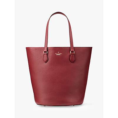 kate spade new york Jackson Street Kristine Leather Bucket Bag