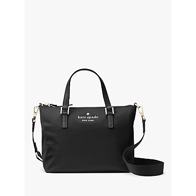 kate spade new york Watson Lane Lucie Cross Body Bag, Black