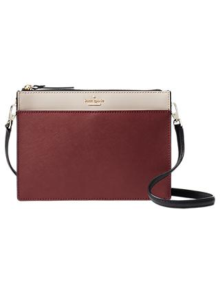 Kate Spade New York Cameron Street Clarise Leather Cross Body Bag