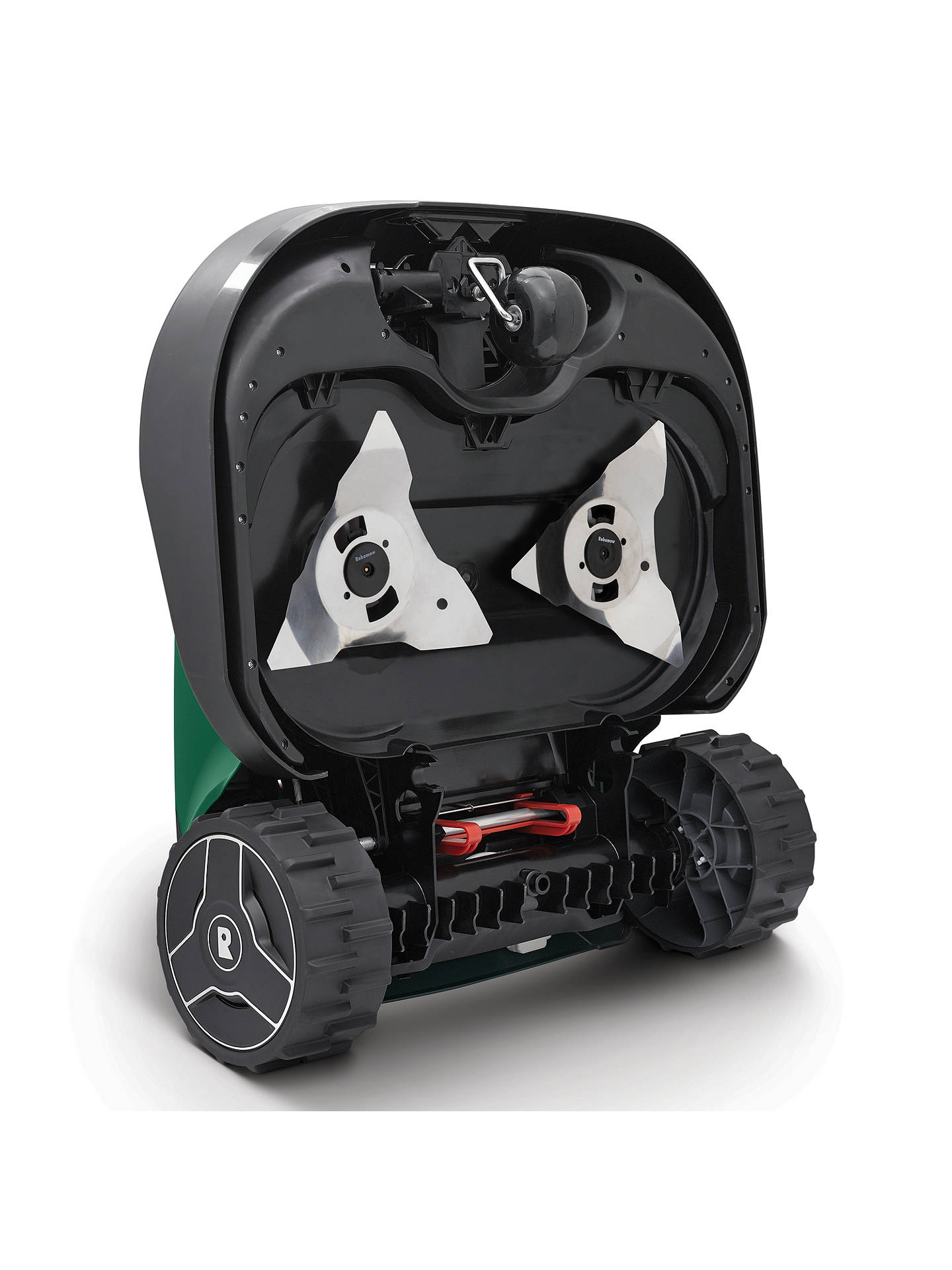 BuyRobomow RS615U Automatic Robotic Lawnmower Online at johnlewis.com