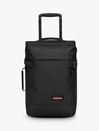 Eastpak Tranverz Extra Small 48cm 2-Wheel Cabin Case, Black