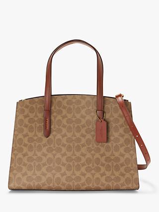 4f108d3424a3 Coach | Handbags, Bags & Purses | John Lewis & Partners