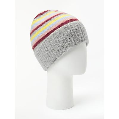 Becksondergaard Jadie Mirage Beanie Hat, Grey Multi