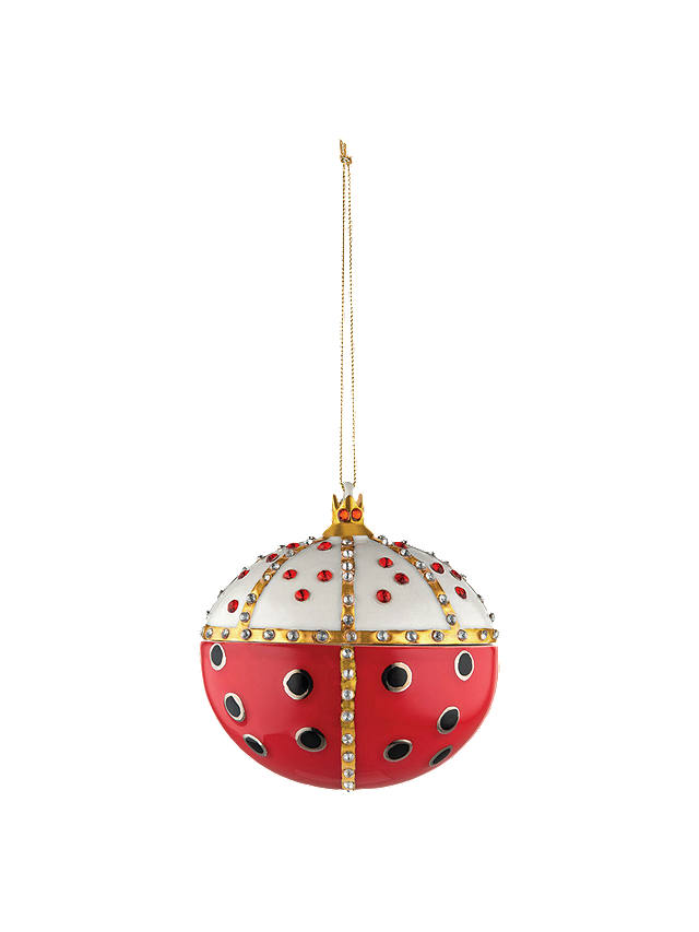 Buy Alessi Coccinello Bauble Online at johnlewis.com