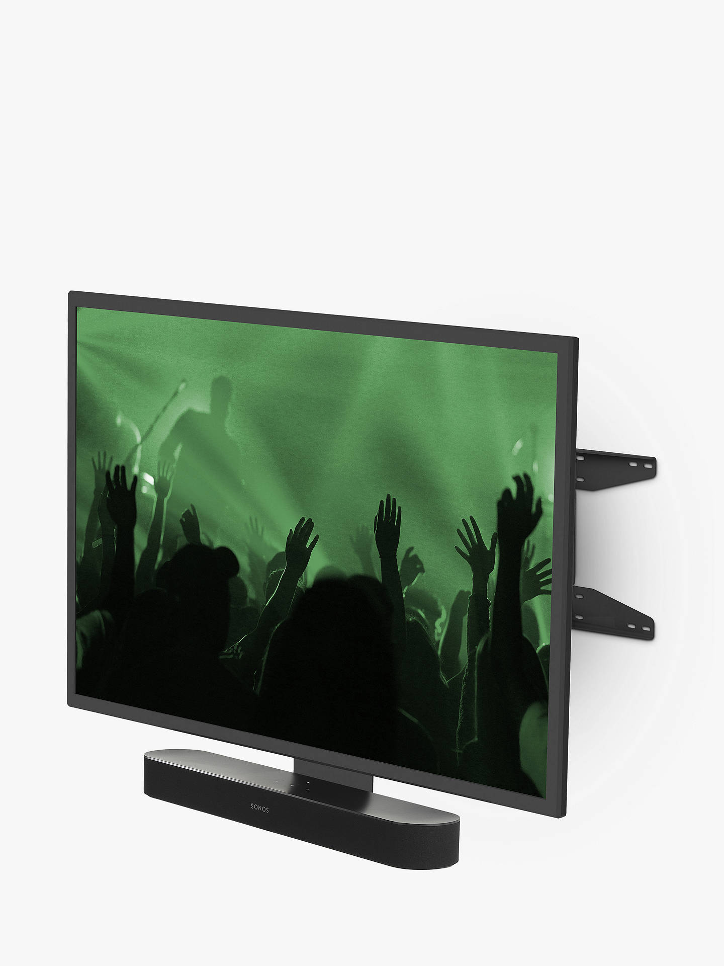 Flexson Cantilever Wall Mount For Tv Amp Sonos Beam Playbar