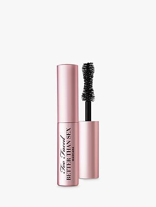 Too Faced Better Than Sex Mascara, Black, 4.8ml