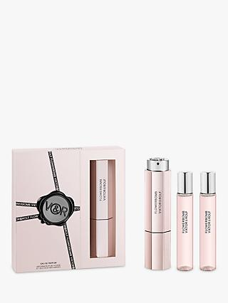 Viktor & Rolf Flowerbomb On The Go Eau de Parfum Travel Spray, 3 x 18ml