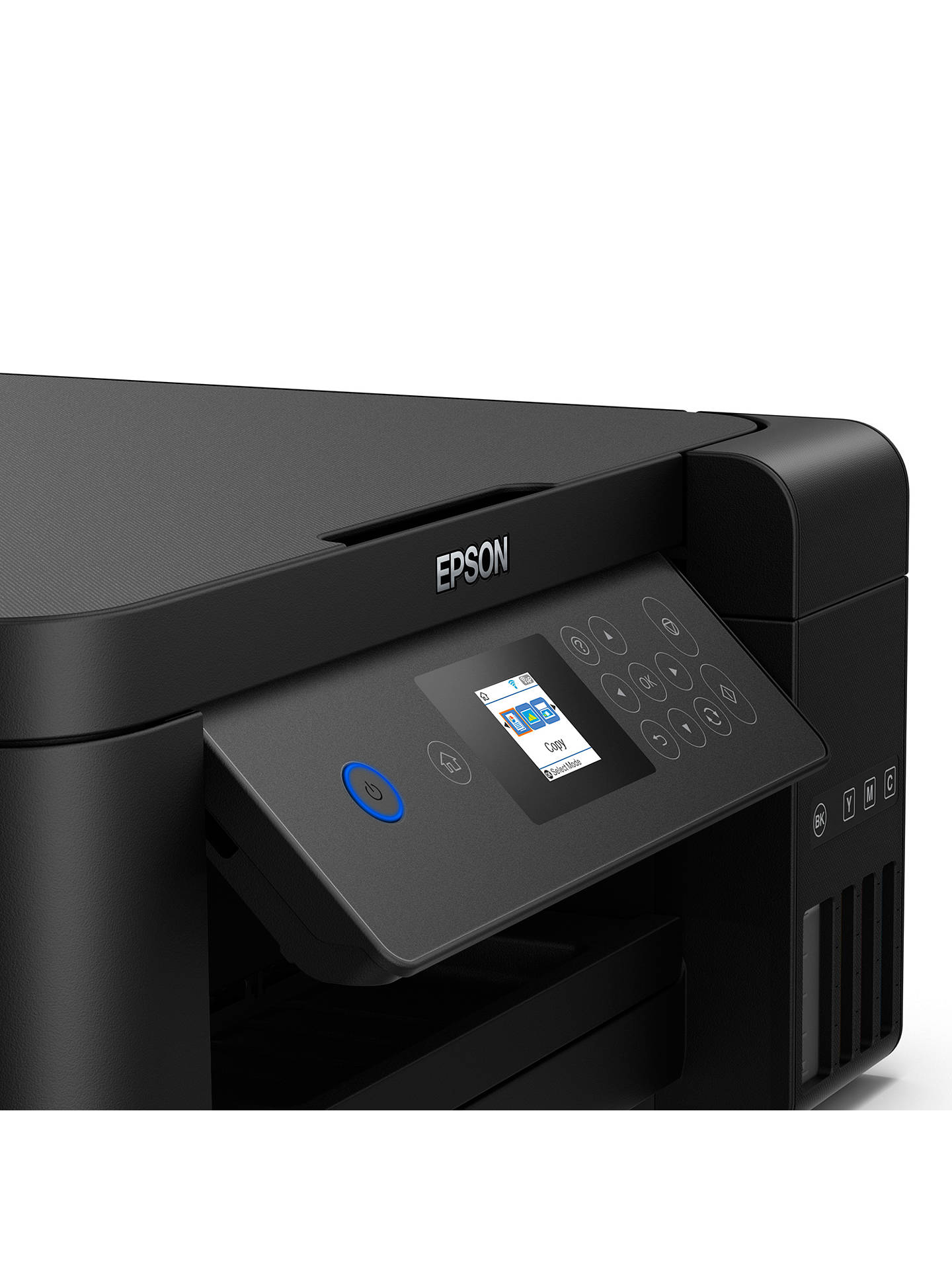 Epson EcoTank ET-2750 Three-In-One Wi-Fi Printer with High Capacity  Integrated Ink Tank System