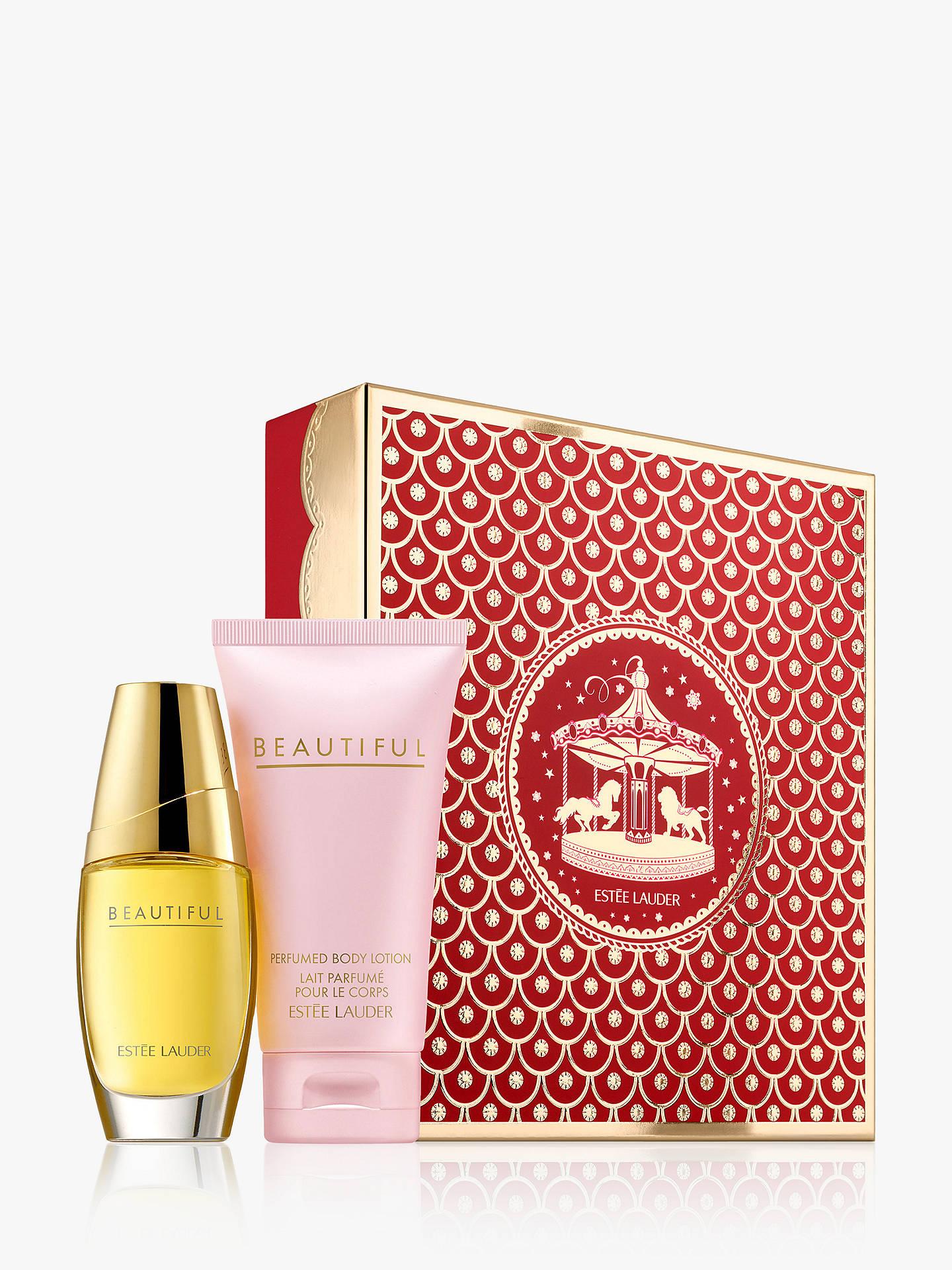 Este Lauder Beautiful 30ml Eau De Parfum Fragrance Gift Set At John Estee Women 75ml