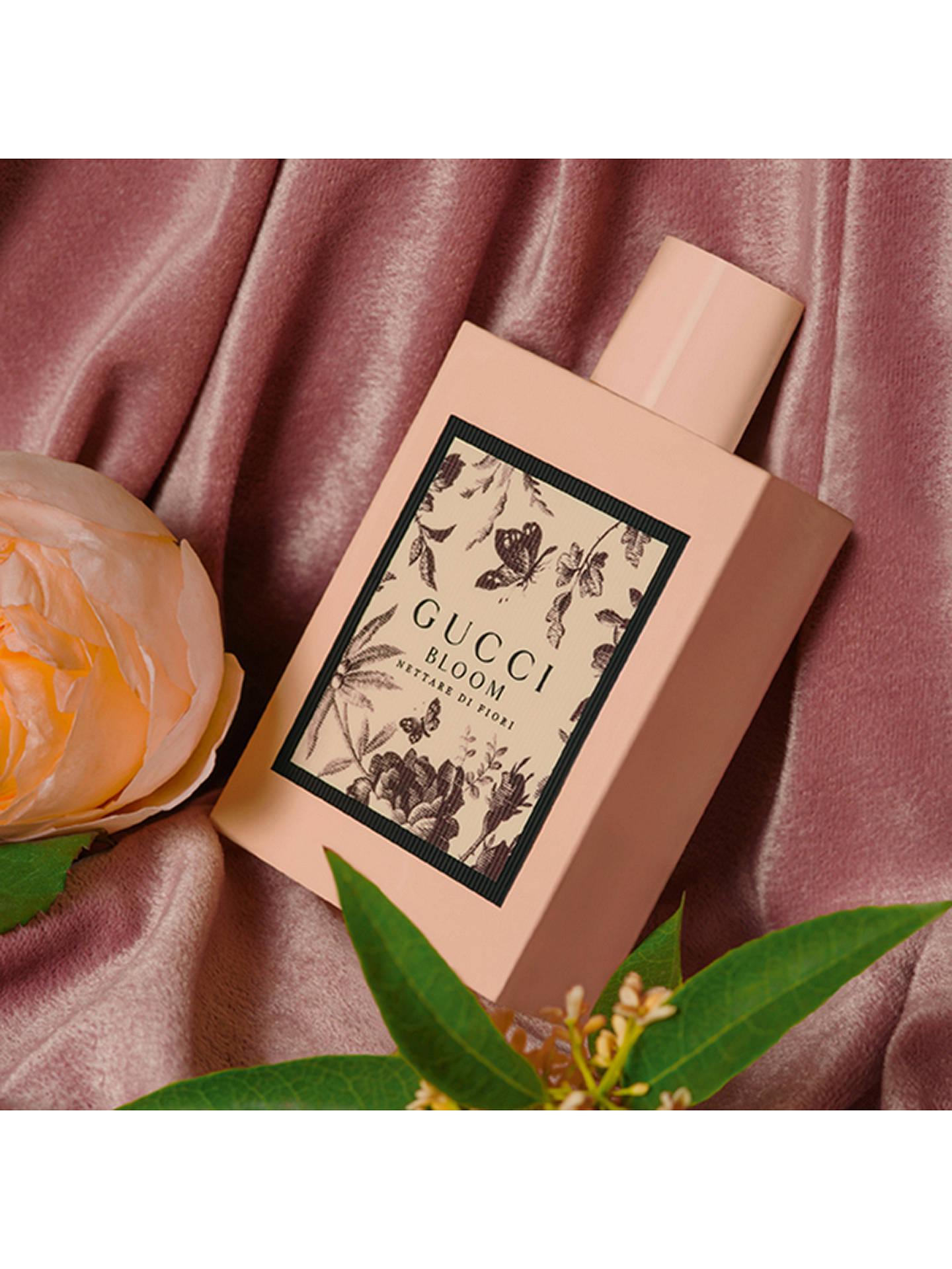 Fior Di Fiori.Gucci Bloom Nettare Di Fiori Eau De Parfum At John Lewis Partners