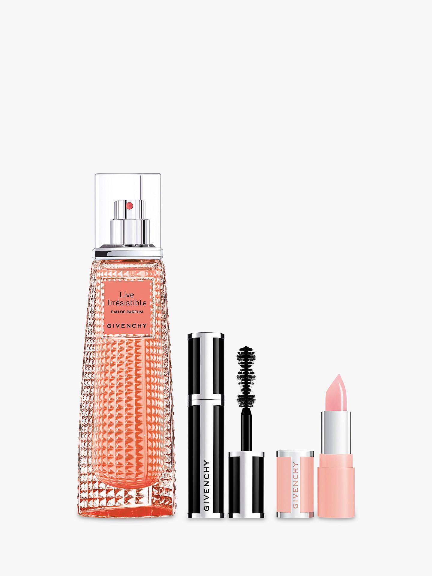 35565fc16c Buy Givenchy Live Irrésistible Eau de Parfum 50ml Fragrance Gift Set Online  at johnlewis.com ...