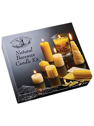 House Of Crafts Beeswax Candle Making Kit