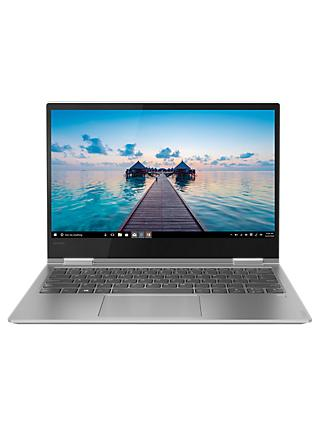 "Lenovo Yoga 730 Convertible Laptop, Intel Core i5, 8GB RAM, 256GB SSD, 13.3"" Full HD, Platinum"