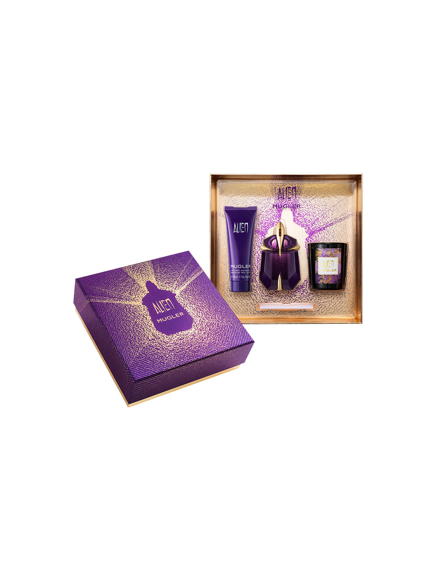 Mugler Alien Eau De Parfum 30ml Fragrance Gift Set At John Lewis